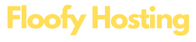 Floofy Hosting